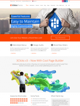 3click Homepage