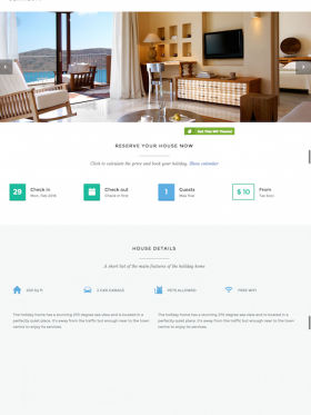 Bentuestu Responsive Real Estate Wordpress Theme