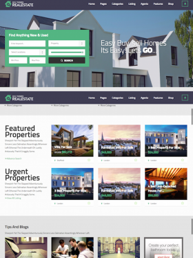 Directory Real Estate – Just Another WordPress Site