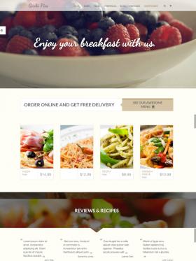 Home Restaurant Restaurant Blaszok Ultimate Multi Purpose Responsive Theme