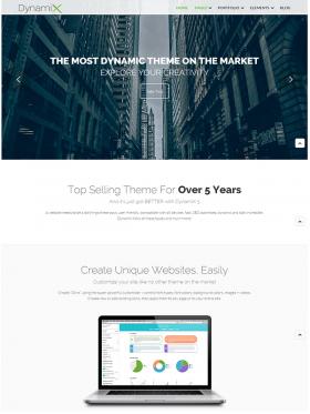 Dynamix Homepage