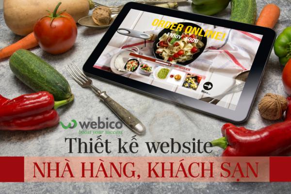 Thiet Ke Website Nha Hang Khach San