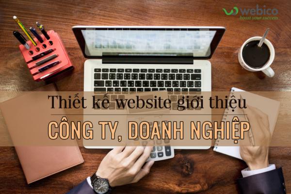 Thiet Ke Website Cong Ty Doanh Nghiep