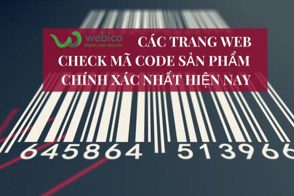 Check Ma Code San Pham