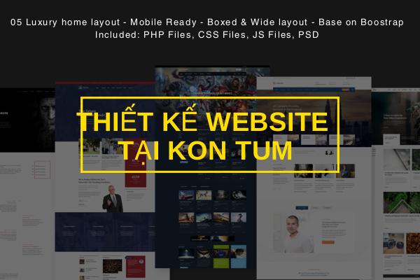 Thiet Ke Website Kon Tum