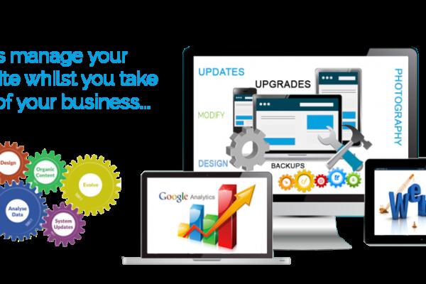 Website Management Services Cornwall 862x431