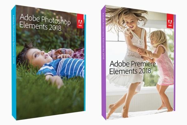 Ts Adobe Photoshop Elements 2018 Premiere Elements 2018