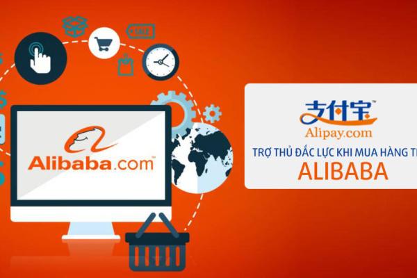 Alipay Tro Thu Dac Luc Khi Mua Hang Tren Cac Website Cua Aliababa Group