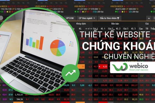 Thiet Ke Website Chung Khoan